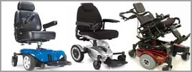 Invacare Power Wheelchairs